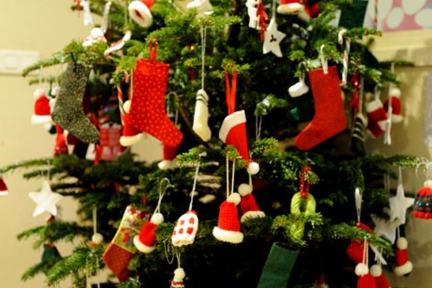 Noël avec vous et nos Bambins de Curie!